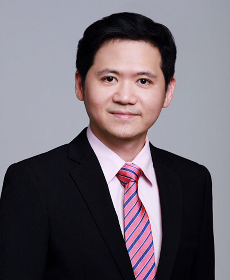 picture of Mr Liew Chin Sien